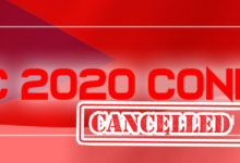 Photo of CAFC 2020 CANCELLED